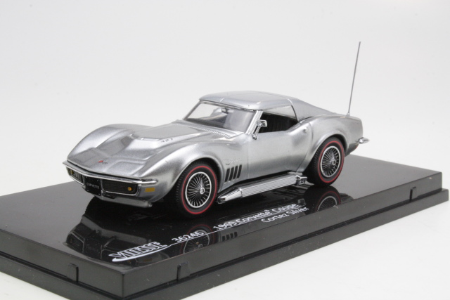 Chevrolet Corvette C3 Coupe 1968, hopea