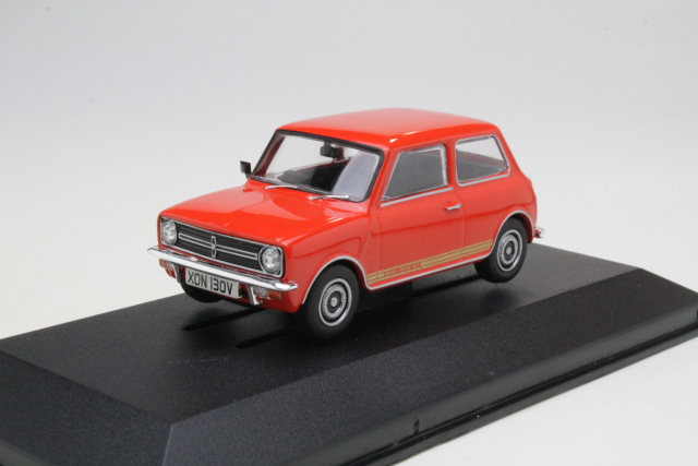 "Mini 1275GT, punainen ""UK Press Photo Car"""
