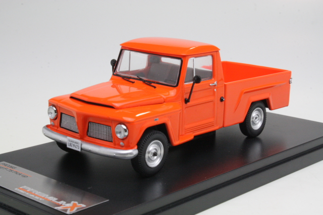 Ford F-75 Pick Up 1980, oranssi