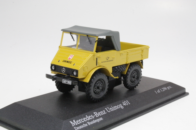 "MB Unimog 401 1953 ""Bundespost"""