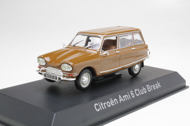 Citroen Ami 6 Club Break 1968, kulta