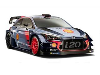 Hyundai i20 Coupe WRC, Rally TBA 2017, H.Paddon, no.4