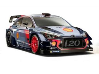 Hyundai i20 Coupe WRC, Rally TBA 2017, T.Neuville, no.5