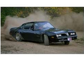 "Pontiac Firebird Trans Am 1977 ""Smokey and the Bandit 1977"""