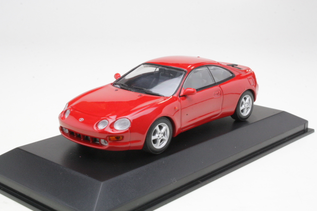 Toyota Celica SS-II Coupe 1994, punainen