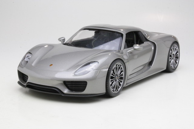 Porsche 918 Spyder Hard Top 2011, hopea