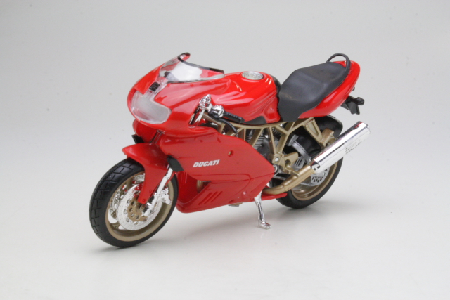 Ducati Supersport 900 1988, punainen
