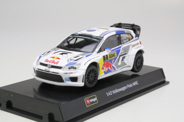 VW Polo R WRC, Germany 2014, S.Ogier, no.1