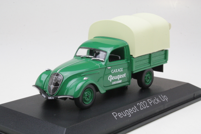 "Peugeot 202 Pick-Up 1947 ""Garage Peugeot"""