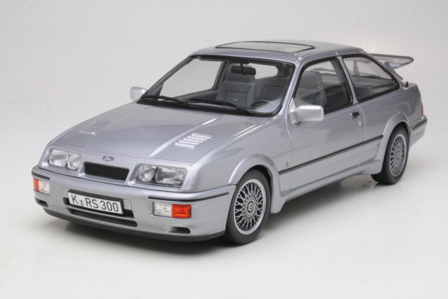 Ford Sierra RS Cosworth 1986, harmaa