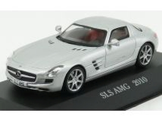 Mercedes SLS AMG Coupe 6.3 (c197) 2010, hopea