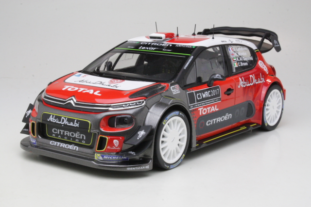"Citroen C3 WRC 2017 ""Official Presentation Version"""