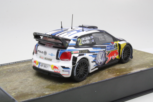 VW Polo R WRC, Finland 2016, J-M.Latvala, no.2