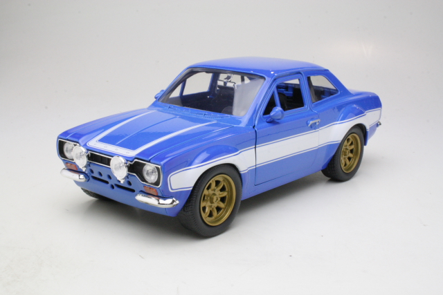 "Ford Escort Mk1 RS2000 1974 ""Fast&Furious 6 2013"""