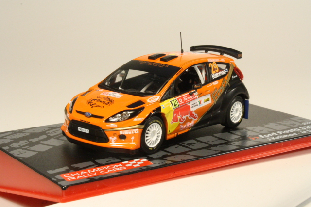 Ford Fiesta S2000, Portugal 2010, J.Ketomaa, no.29