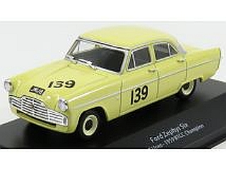 Ford Zephyr Six, BTCC Champion 1959, J.Usen, no.139