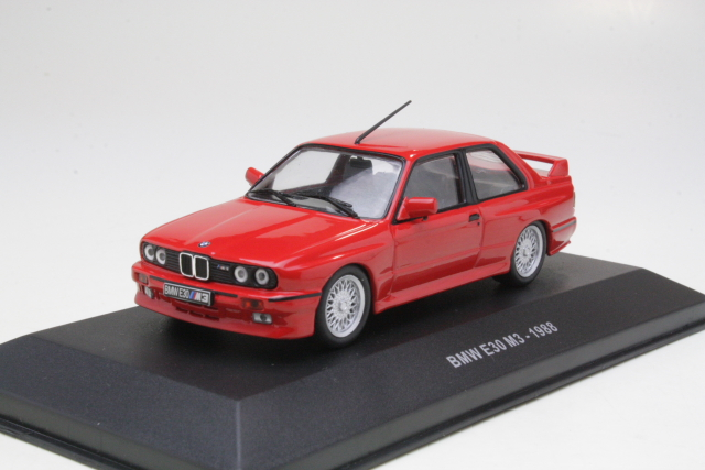 BMW M3 (e30) Sport Evolution 1988, punainen