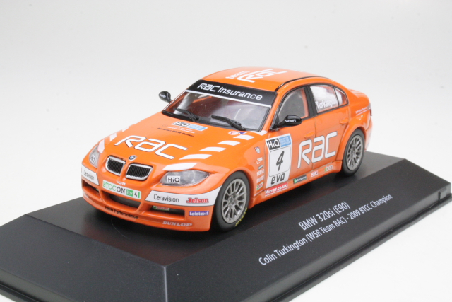 BMW 320si (e90), BTCC Champion 2009, C.Turkington, no.4