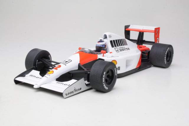 "McLaren MP4/6, G.Berger, no.2 ""B-LAATU"""