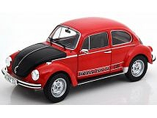"VW Beetle 1303 Sport 1974, punainen ""World Cup Edition"""