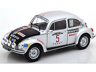 VW Beetle 1303, 1st. Elba 1973, A.Warmbold, no.5