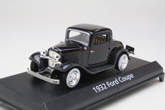 Ford Coupe 1932, musta