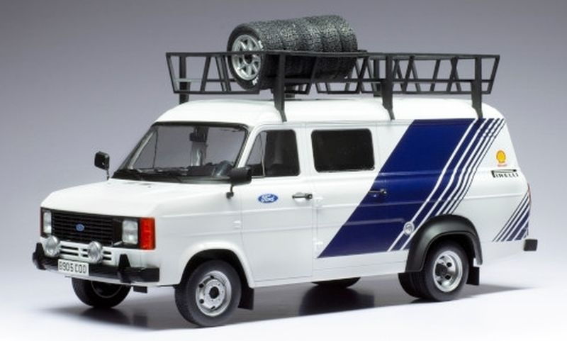 "Ford Transit Mk2 ""Team Ford"""