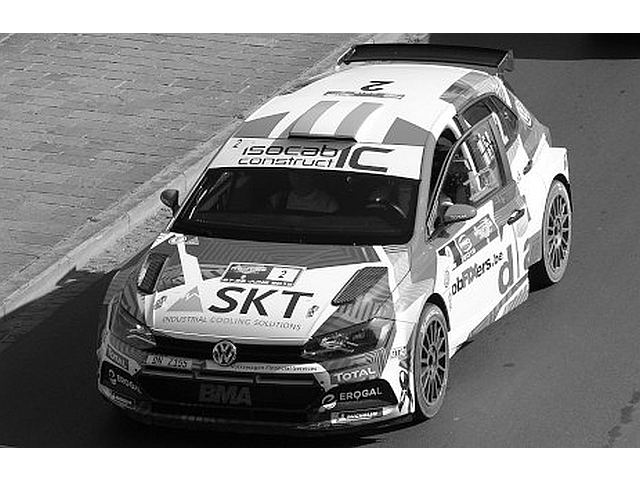VW Polo GTI R5, Ypres 2019, C.Breen, no.2