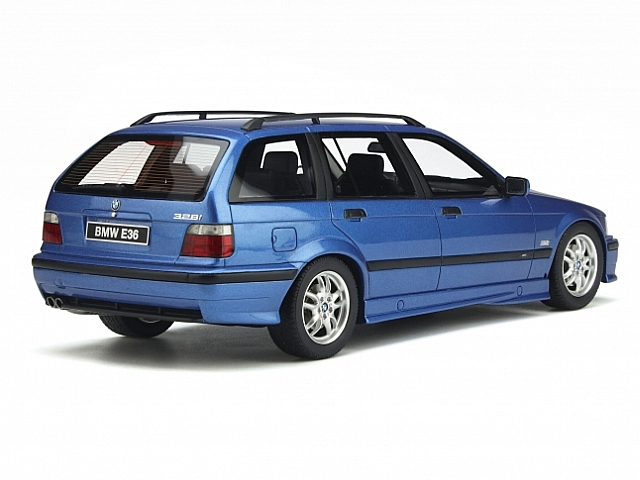 BMW 328i Touring (e36) M Pack 1997, sininen