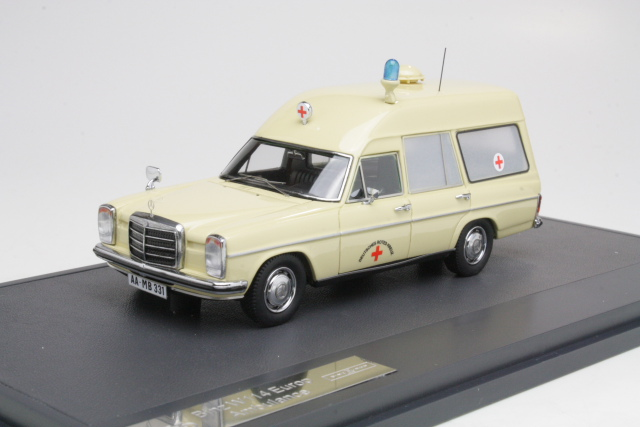 Mercedes (w115) Binz Ambulance 1969