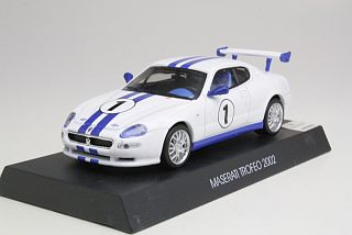 Maserati Trofeo Coupe 2002, no.1